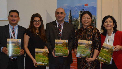 SGP launches publication at the Global South-South Development Expo