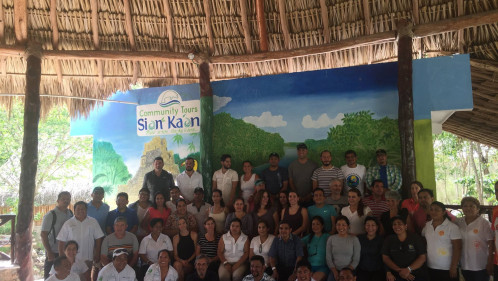 Community-based ecotourism protects biodiversity in the Yucatan Peninsula