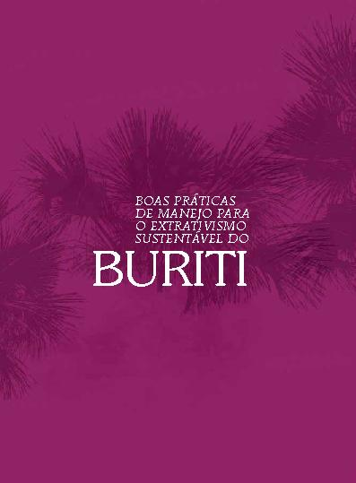 Brazil: Buriti - Good management practices for sustainable harvesting