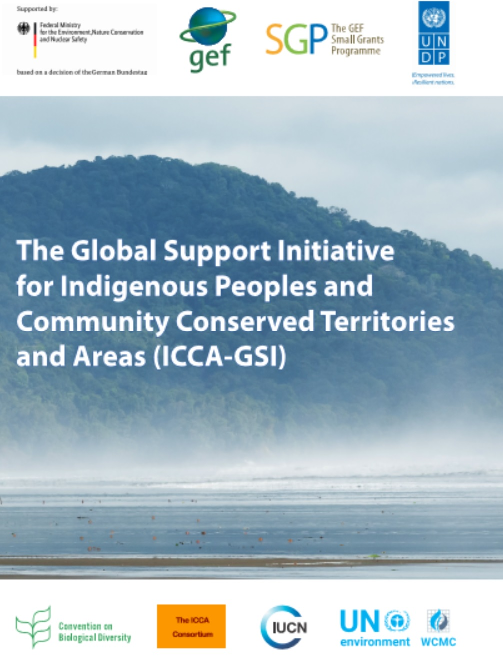 Global Support Initiative to ICCAs Brochure