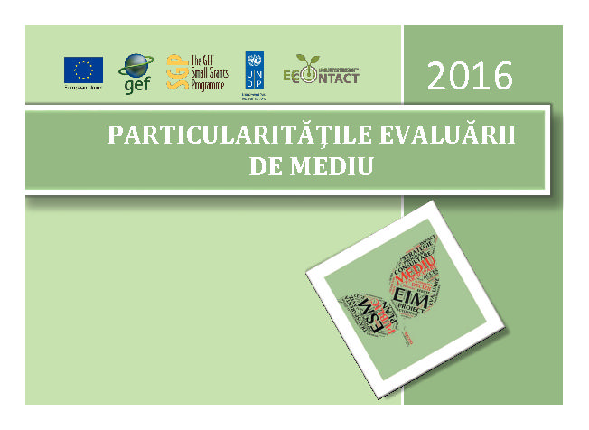 Moldova - The particularities of the environmental assessment