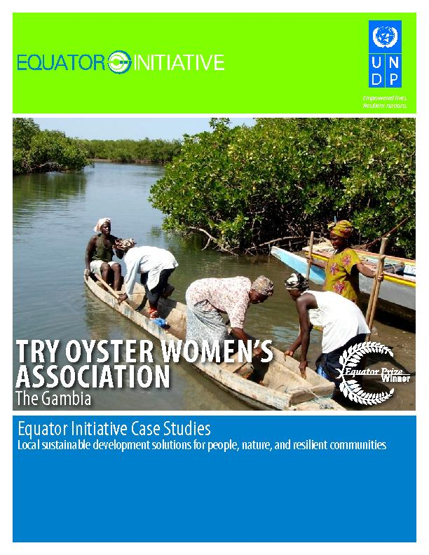 TRY OYSTER WOMEN_S ASSOCIATION