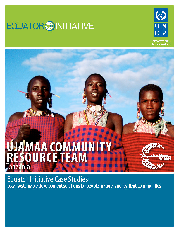 UJAMAA COMMUNITY RESOURCE TEAM