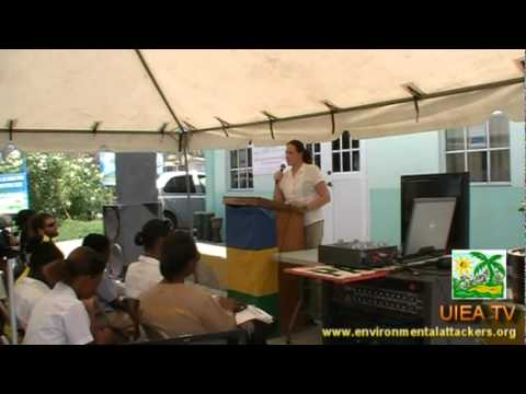St. Vincent and the Grenadines - Union Island Leatherback Project Launch