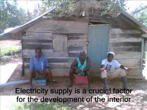 Suriname - Alternative Energy for the Communities of Gonsutu