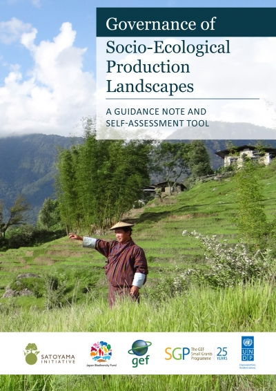 COMDEKS: Governance of Socio- Ecological production landscapes, a guidance note and self-assessment tool