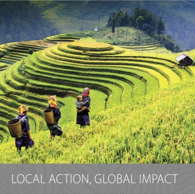 SGP 25th anniversary: Local action, global impact