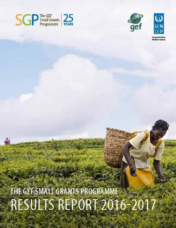 The GEF Small Grants Programme - Results Report 2016 -2017