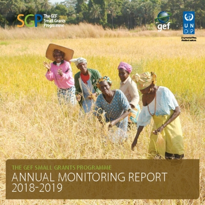 The GEF Small Grants Programme Results Report 2018 - 2019